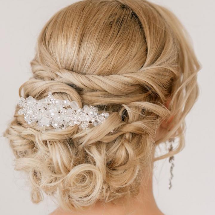 Düğün Fotoğraflarında saç modeli seçimi