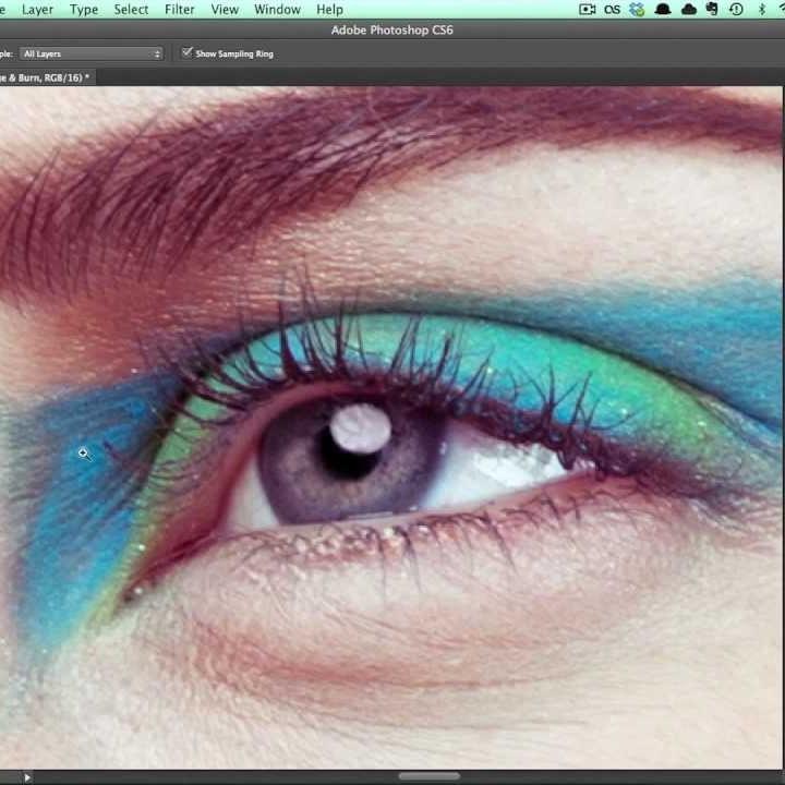 Fotoğraflarda photoshop ve retouch işlemi