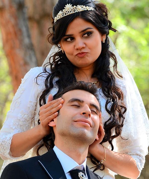 Faiza ve Yunus Emre Çifti